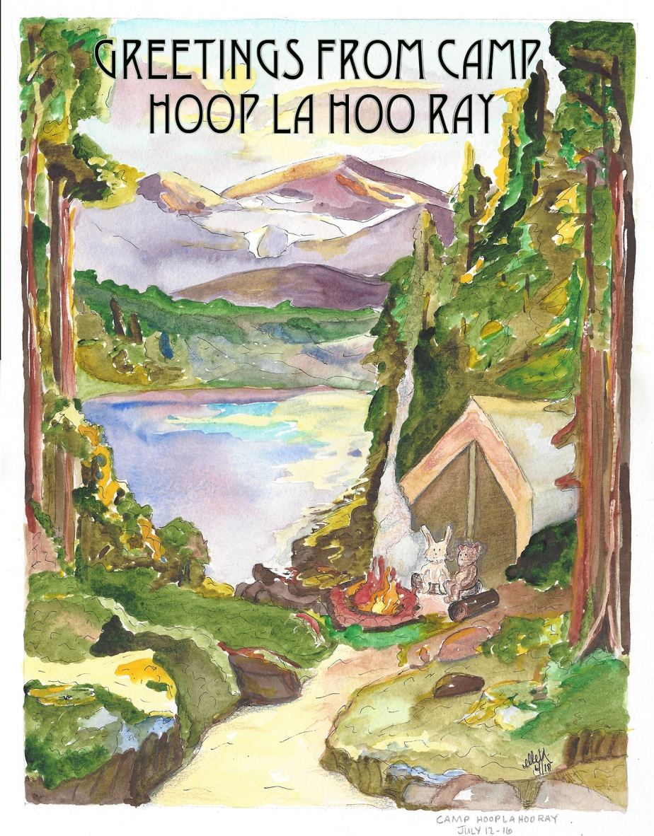 Gearing Up For Camp HoopLaHooRay2019